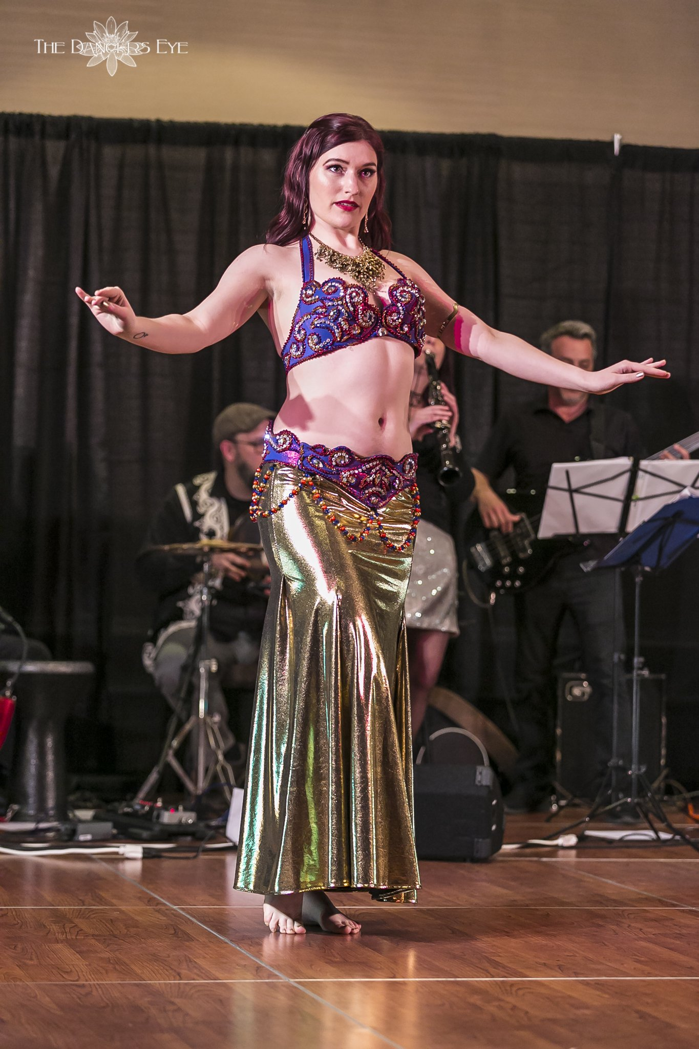 Aliceanna Belly Dance Class Baltimore, Maryland
